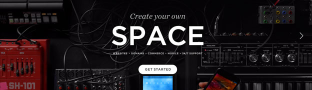 Squarespace.com - Website Deconstructed