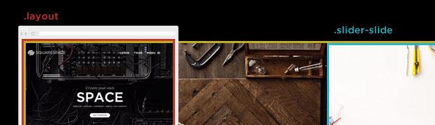 Squarespace.com - Structure