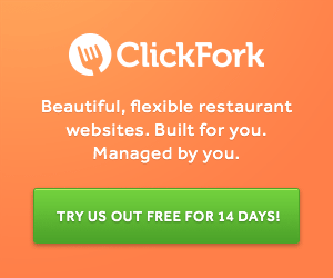 ClickFork - Simple restaurant websites.