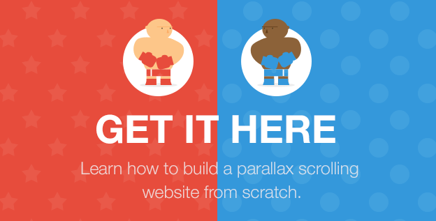 Parallax Scrolling Master Class - Buy it here.