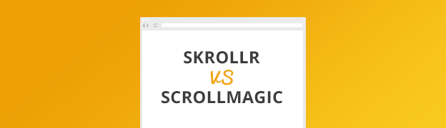 Skrollr vs ScrollMagic