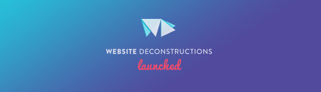 Website Deconstructions