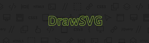 GreenSock Introduces DrawSVGPlugin