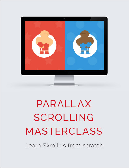 Parallax Scrolling Master Class