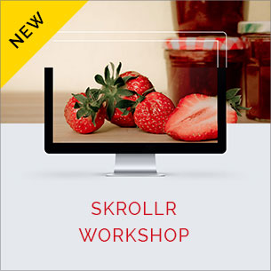 Skrollr Workshop - Enrol Now!