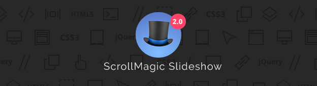 ScrollMagic Tutorial – Fullscreen Slideshow