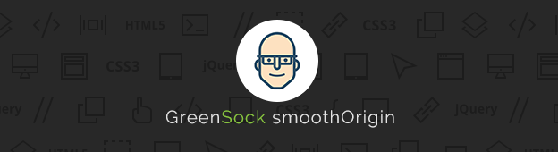 GreenSock smoothOrigin for SVG animations
