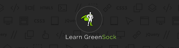 GreenSock Tutorials