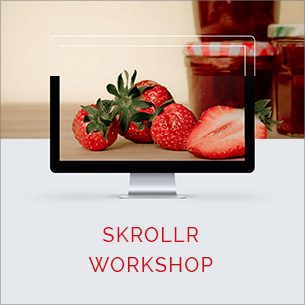 Skrollr Workshop - Enroll Now!