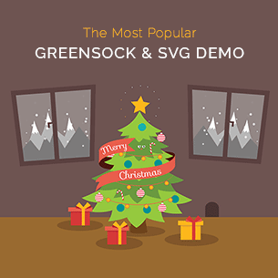 GreenSock & SVG Demo