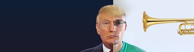 Trumpdonald.org hair effect deconstructed.