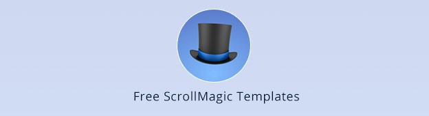Free ScrollMagic Templates