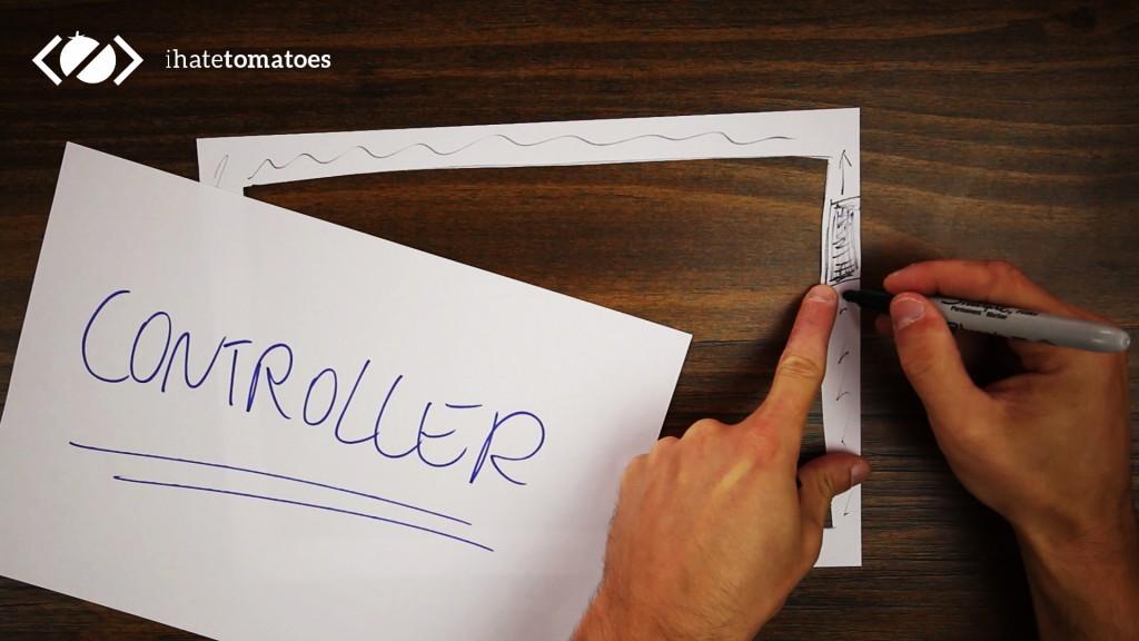 ScrollMagic Controller