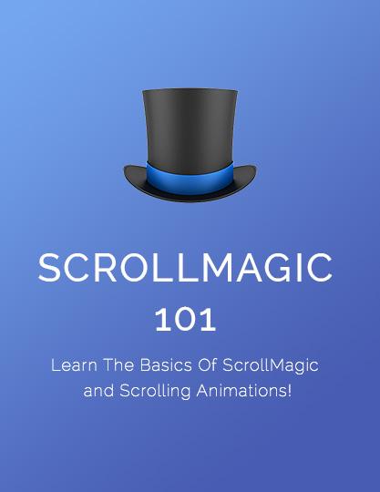 ScrollMagic 101