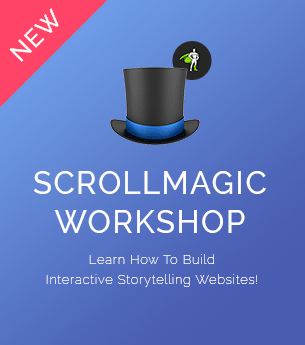 ScrollMagic Workshop - Signup Now!