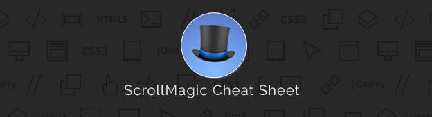 ScrollMagic Cheat Sheet