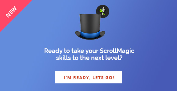 ScrollMagic Workshop