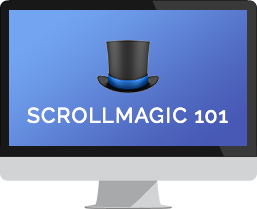 Great ScrollMagic 101 follow up.