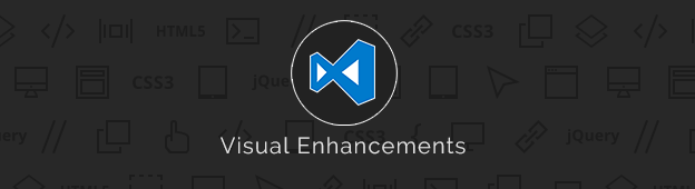 Visual Enhancements of VScode