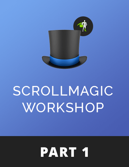 ScrollMagic Workshop - Part 1
